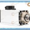 3.5kw ER20 Air Cooled Spindle Motor8