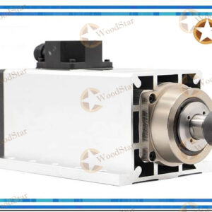 3.5kw ER20 Air Cooled Spindle Motor