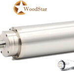 3.2kw ER20 CNC Water Cooled Spindle Motor
