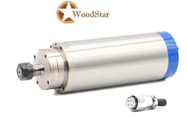 3.2kw ER20 CNC Water Cooled Spindle Motor (1)