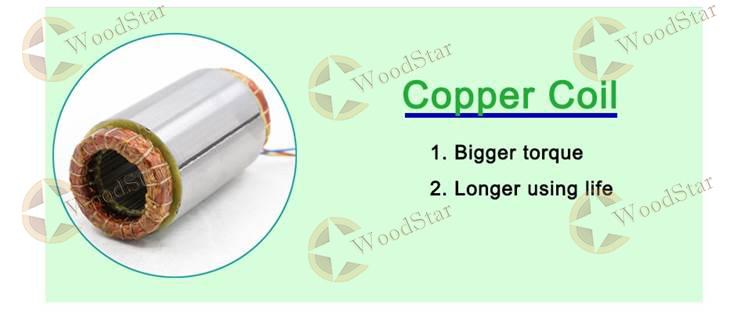 3.2kw ER20 water cooled spindle, VFD (7)