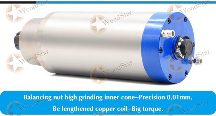 5.5kw-ER25-Water-cooled-spindle-motor