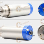 5.5kw ER25 CNC Water Cooled Spindle Motor