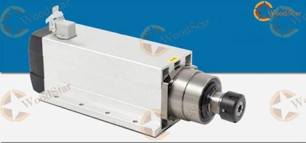 9.0kw ER32 600Hz Air Cooled Spindle Motor